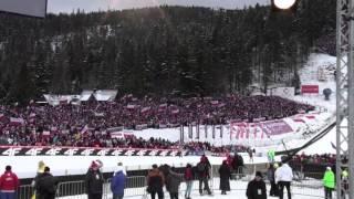 ZEUS - Będziemy dziećmi na żywo (Puchar Świata w skokach narciarskich Zakopane 2016)