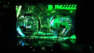 Infected Mushroom- The Messenger 2012 (live) (beginning of show 1/11/13)