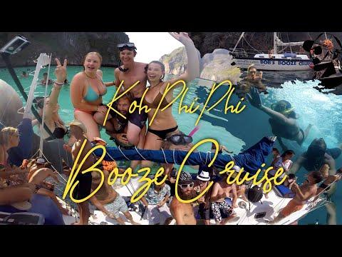 Bobs Boose Cruise Koh Phi Phi
