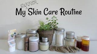 My Zero Waste Skin Care Routine