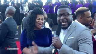34th Annual Stellar Gospel Music Awards Red Carpet Coverage
