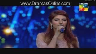Momina Mustehsan stunning performance