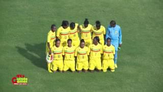 CAN FEMININE 2016 - NIGERIA Vs MALI 6 - 0