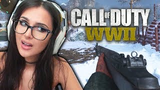 CALL OF DUTY IS BACK | CoD WW2 Gameplay