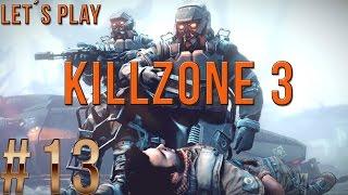 Let´s Play Killzone 3 - part 13 [German/HD/Blind]