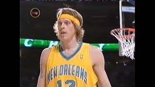 Chris Andersen - 2005 NBA Slam Dunk Contest