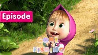 Masha and The Bear - Gone Fishing! (Episode 8)