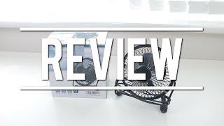 EasyAcc Mini USB Mobile Fan Review