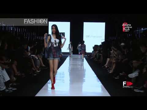 Xxx Mp4 ARIEL LUNA Jakarta Fashion Week 2014 HD By FashionChannel 3gp Sex