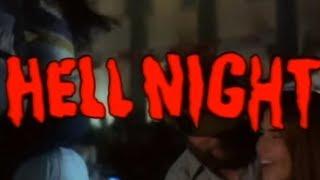 HELL NIGHT Movie Review (Linda Blair, Horror, 1981)