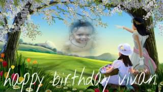 Chikda birthday party vivan