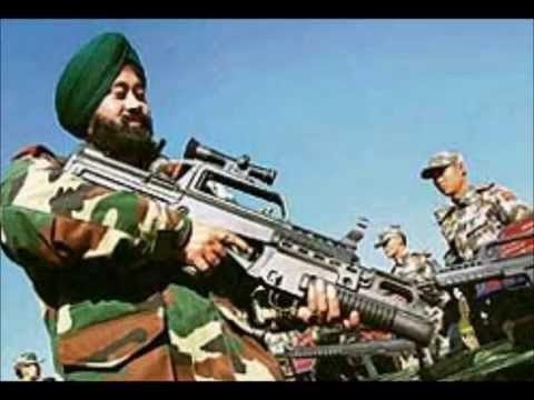 Indian army VS pak army ; new Vande mataram