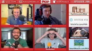 PKA 396 w/ Kwebbelkop KSI vs Logan Paul, Fouseytube Drama, Terrible Body Mods