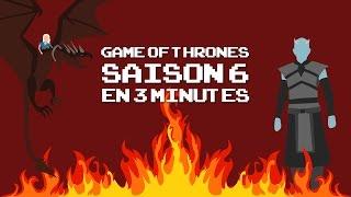 Game of Thrones Saison 6 en 3 MINUTES ! (Spoiler Alert)