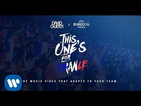 David Guetta ft. Zara Larsson - This One's For You France (UEFA EURO 2016™ Official Song) Mp3