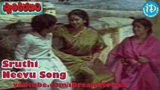Swati Kiranam Movie Songs - Theli Manchu Song - Mammootty - Radhika - Master Manjunath
