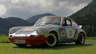 Porsche 911 RS Martini Racing Tribute - Davide Cironi Drive Experience (ENG.SUBS)