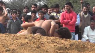 Various junior wrestling matches   Ghitorni dangal 2017