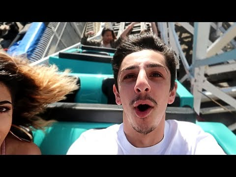 Xxx Mp4 I Can T Believe This Happened On The Roller Coaster Scary Moment FaZe Rug 3gp Sex