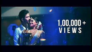 Vinu Mohan's Brother Anumohan Wedding Highlights| Anumohan + Maheshwari | Bava Studio 2017