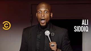 Ali Siddiq: It's Bigger Than These Bars - Getting Arrested & Staying Fit