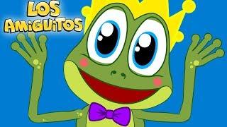 Canciones Infantiles - Cucu Cantaba La Rana y más canciones | Los Amiguitos