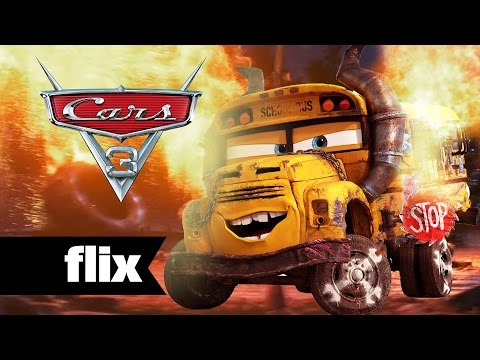 Cars 3 All The New Cars Unveiled 2017
