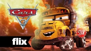 Cars 3 - All The New Cars Unveiled (2017)