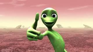 رقص قورباغه سبز