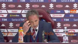 Torino-Milan 2-2, Mihajlovic: