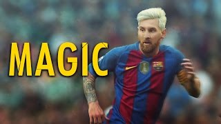 Lionel Messi - Magic Doesn't Come at Random Moments