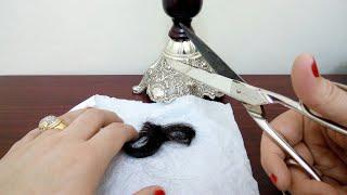 هاااام جدا للشعرها مابيطول أزاى تطولى شعرك بدون وصفات مع خبيرة التجميل مريم يحيى