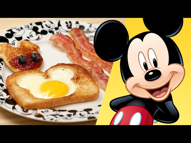 Mickey Mouse Breakfast | Dishes by Disney | Disney Family