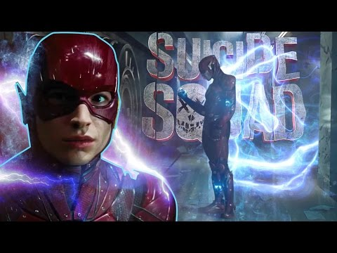 How Fast is the Flash in Suicide Squad