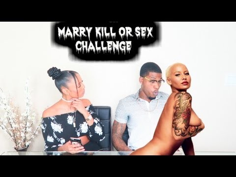 Xxx Mp4 MARRY KILL OR SEX CHALLENGE 3gp Sex