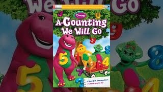 Barney: A Counting We Will Go