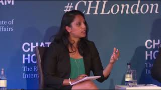 London Conference 2018: Penny Abeywardena on growing importance of cities
