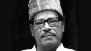 E Jibone Joto Byatha Peyechhi (1958) - Manna Dey