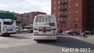 NYCTA: 1999 Novabus T80206 RTS #4909 on a Laurelton bound Q77