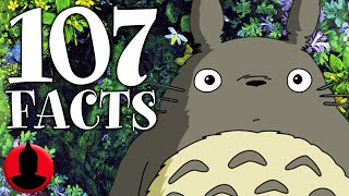 107 My Neighbor Totoro Facts - (ToonedUp #182) | ChannelFrederator
