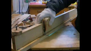 plate glass cutting jig vid