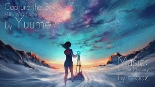 Milky Way Painting Tutorial [Photoshop and SAI]