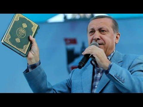 Poslušajte učenje Kur'ana iskrenog predsjednika | Erdoğan
