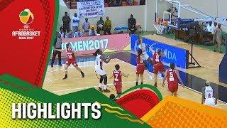 Mali v Tunisia - Highlights - FIBA Women's AfroBasket 2017