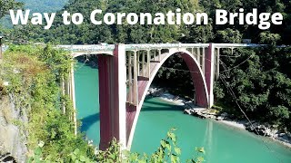 Way to CORONATION BRIDGE