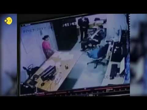 Senior pulls Delhi hotel employee's sari, then fires her