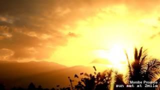 Morobe sunset 2016