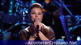"""Olga Tañón canta tema de Lilly Goodman """"Al final"""""""
