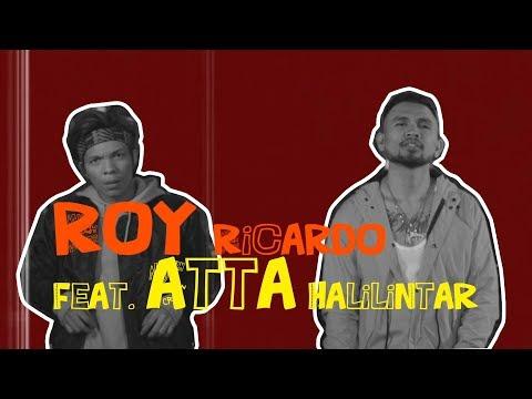 VIRAL - Roy Ricardo ft Atta Halilintar ( LYRICS VIDEO ) mp3