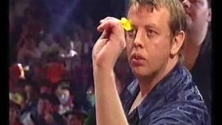 Darts World Championship 1999 Round 2 van Barneveld vs Wallace